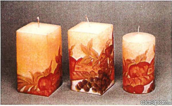 C mo hacer velas artesanales ideasdenogocios for Como hacer velas aromaticas en casa